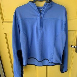 Columbia Light Blue Running Pullover 🤩
